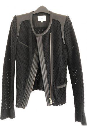 IRO Leather blazer