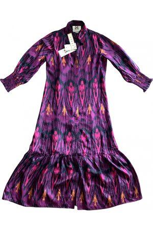 FIGUE \N Silk Dress for Women