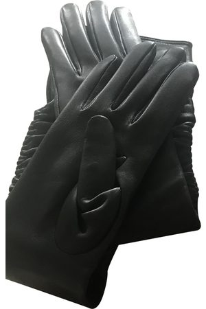 Gianvito Rossi \N Leather Gloves for Women