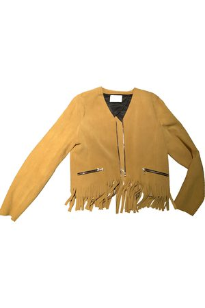 Sandro \N Suede Jacket for Women