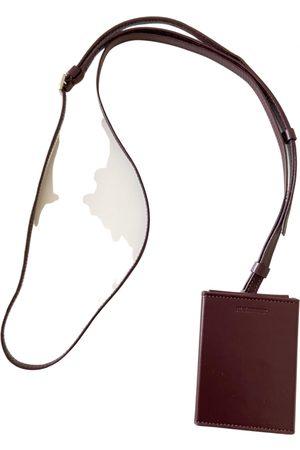 Jil Sander \N Leather Small Bag, Wallet & cases for Men