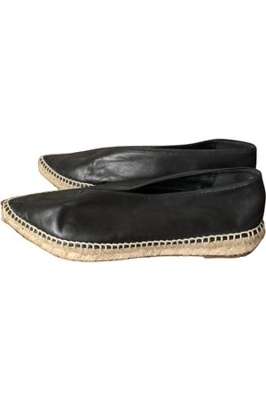 Céline \N Leather Espadrilles for Women