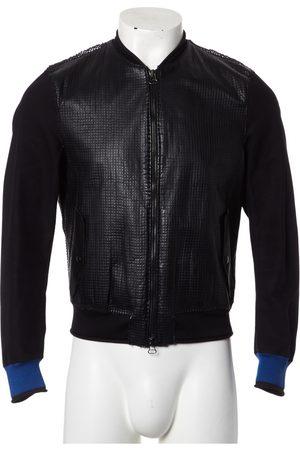 Lanvin \N Leather Jacket for Men