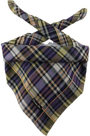 Dior VINTAGE \N Cotton Scarf & pocket squares for Men