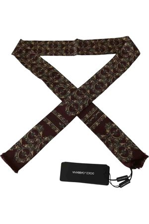 Dolce & Gabbana Silk Scarves & Pocket Squares