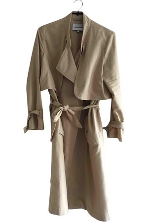 MARGAUX LONNBERG \N Cotton Trench Coat for Women