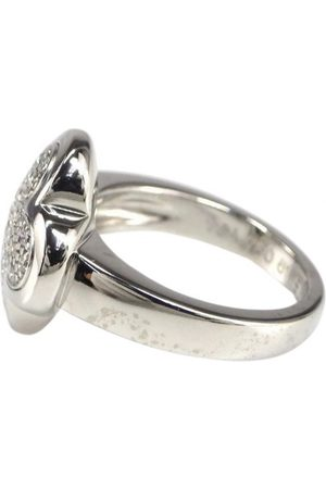 Van cleef VINTAGE \N White gold Ring for Women