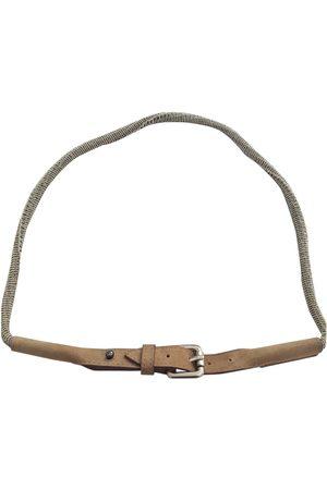 Brunello Cucinelli \N Metal Belt for Women