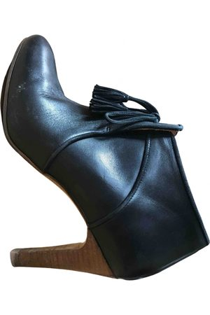 Sézane \N Leather Ankle boots for Women