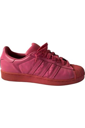 adidas Superstar Leather Trainers for Men