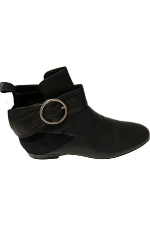 IRO Fall Winter 2019 Leather Ankle boots for Women