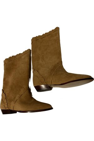 Isabel Marant \N Suede Boots for Women