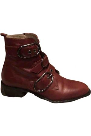 Unisa \N Leather Boots for Women