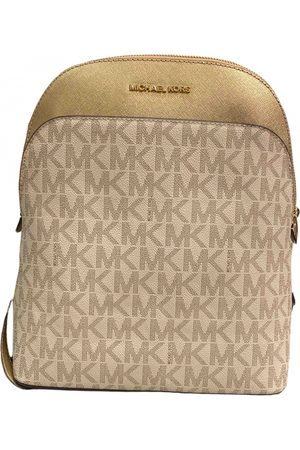 Michael Kors Abbey Leather Backpack for Women