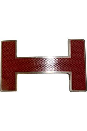 Hermès H Metal Belt for Men
