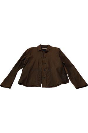 Marni \N Leather Jacket for Men
