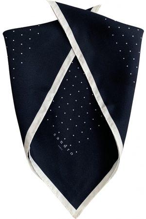 Sandro \N Silk Scarf & pocket squares for Men