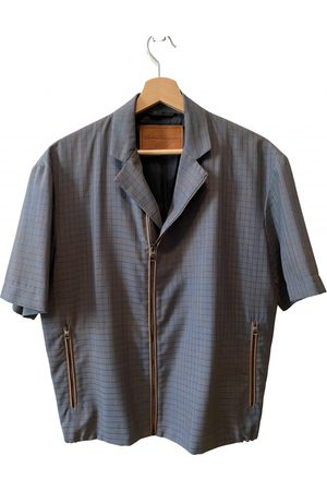 Salvatore Ferragamo \N Wool Jacket for Men