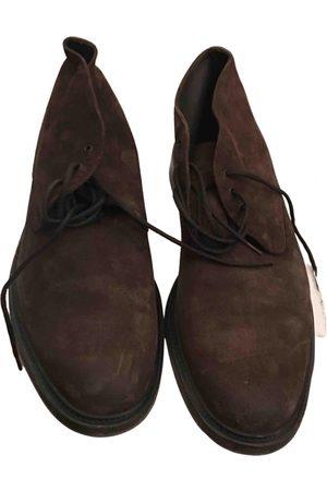 Cerruti 1881 \N Leather Boots for Men