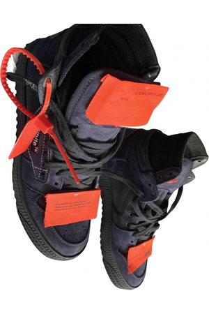 OFF-WHITE \N Suede Boots for Men