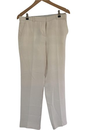The Row \N Silk Trousers for Women