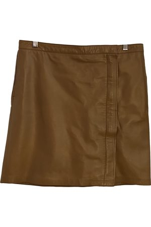 A.P.C. \N Leather Skirt for Women