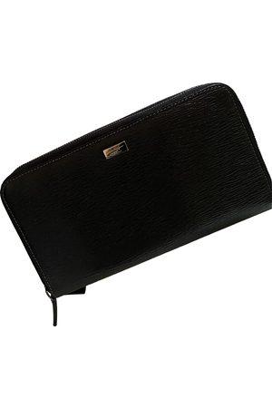 Salvatore Ferragamo \N Patent leather Small Bag, Wallet & cases for Men
