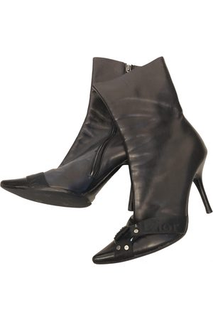 Dior VINTAGE \N Leather Ankle boots for Women