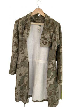STUSSY Cotton Coats
