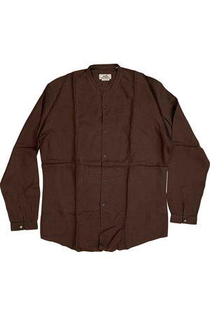Hermès \N Linen Shirts for Men