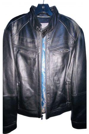 Michael Kors \N Leather Jacket for Men