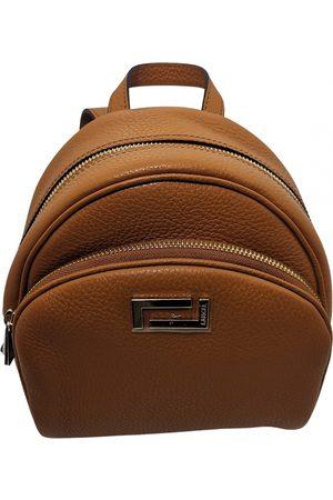 LANCEL Lola Leather Backpack for Women