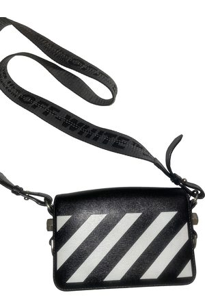 OFF-WHITE \N Leather Backpack for Women