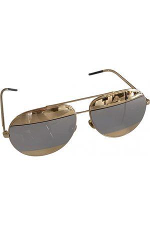 Dior \N Metal Sunglasses for Women