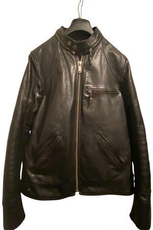 Golden Goose \N Leather Jacket for Men