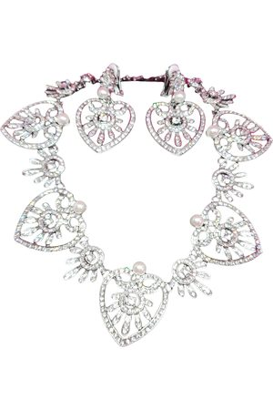 Oscar de la Renta \N Crystal Jewellery Set for Women