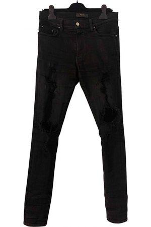 AMIRI \N Cotton - elasthane Jeans for Men