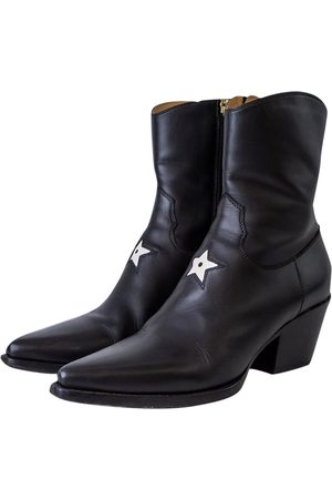 Dior \N Leather Ankle boots for Women