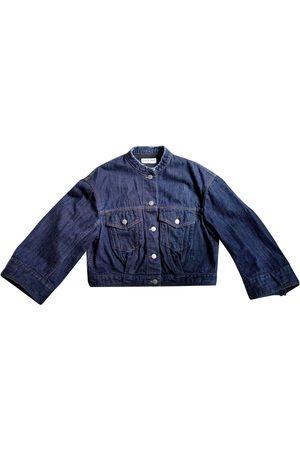 DRIES VAN NOTEN \N Denim - Jeans Jacket for Women
