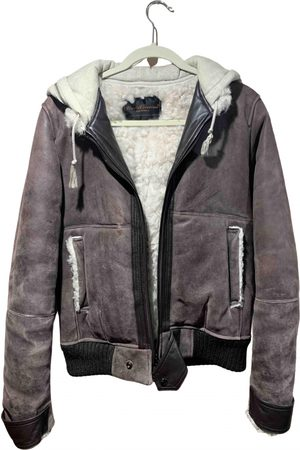 UNDERCOVER \N Leather Jacket for Men