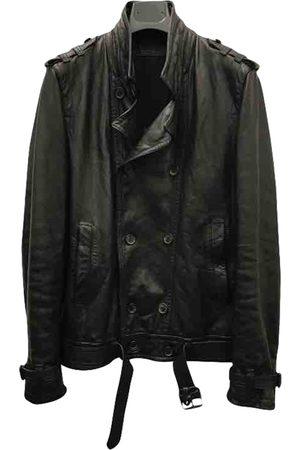 Neil Barrett \N Leather Jacket for Men
