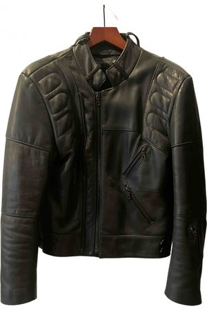 PALMER / HARDING \N Leather Jacket for Men