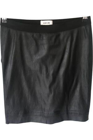 Helmut Lang \N Leather Skirt for Women