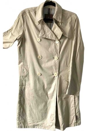 Moncler VINTAGE \N Cotton Trench Coat for Women