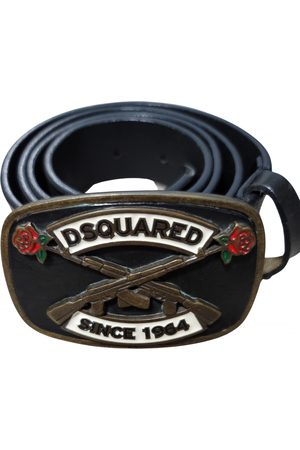 Dsquared2 \N Leather Belt for Men