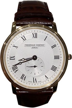 Frederique Constant SlimLine and steel Watch for Women