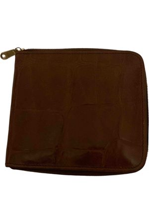 MULBERRY VINTAGE \N Leather Small Bag, Wallet & cases for Men