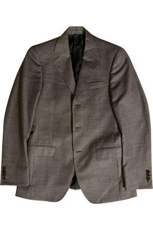 Salvatore Ferragamo \N Wool Suits for Men