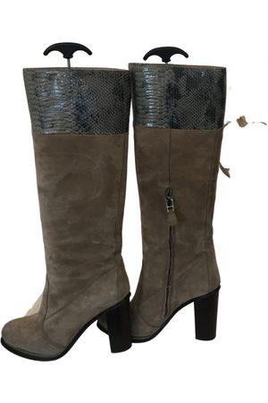Diane von Furstenberg \N Suede Boots for Women