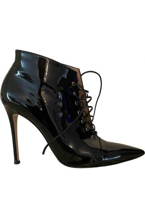 Gianvito Rossi \N Patent leather Ankle boots for Women